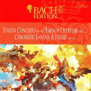 Bach Edition 33